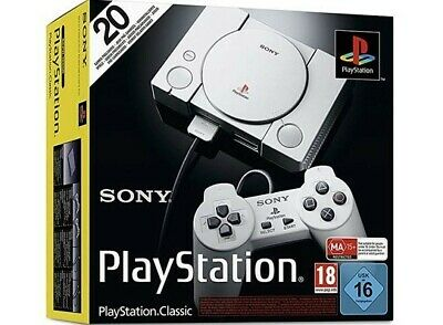console SONY PLAYSTATION CLASSIC - mini ps1 psx PSONE