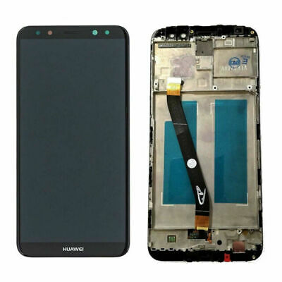 Huawei Ascend Mate 10 Lite Display LCD + Touch + Frame Black Nero RNE-L21 RNE-L0