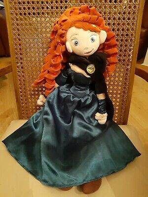 Dolls Disney Princess Merida Brave Custom Doll Ooak By Lavender6doll Dolls & Bears