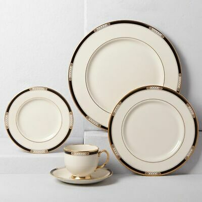 Lenox Hancock 5-piece Place Setting Brand New