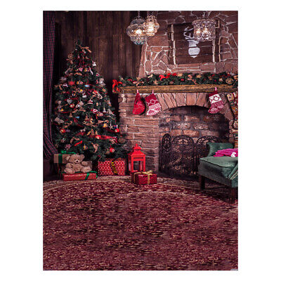 Andoer 1.5*2 meters / 5*7 feet Christmas Holiday Theme Background Photo T9Z7