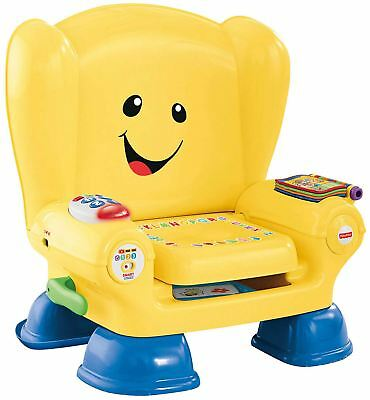 Fisher Price FISHER-PRICE LAUGH & LEARN SMART STAGES CHAIR YELLOW Toy - NEW