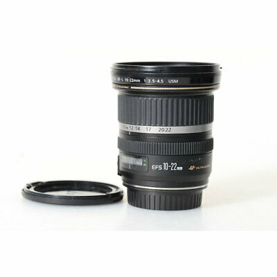 Canon EF-S 3,5-4,5/10-22 USM Weitwinkel Zoom - Canon EFS 10-22mm 1:3.5-4.5