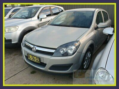 2006 Holden Astra AH CD Gold Automatic A Hatchback