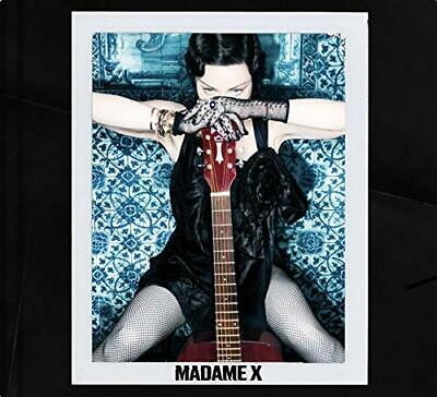 MADONNA  Madame X  ( Limited Deluxe Edition ) ( Album 2019 )  2 CD   NEU & OVP