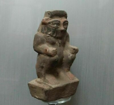 ANCIENT EGYPT ANTIQUE Egyptian Stone BES