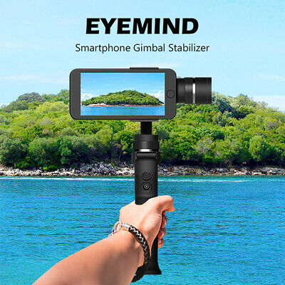 BEYONDSKY EYEMIND Capture 3-Axis Handheld Gimbal Stabilizer for Smart Phone W7D6