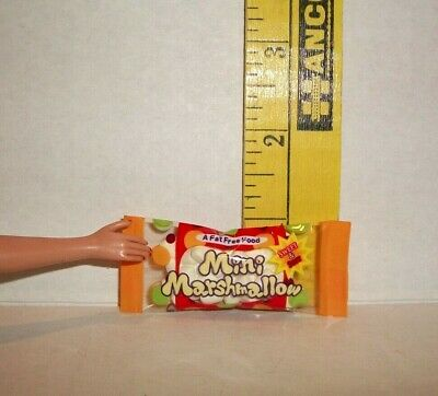 MINIATURE RE-MENT FASHION DOLL 1//6 ACCESSORY RETIRED PIZZA AND CUTTER FOOD