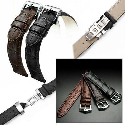 Leather Band Strap For Huami AMAZFIT Watch Pace/Garmin Vivomove HR Vivoactive 3