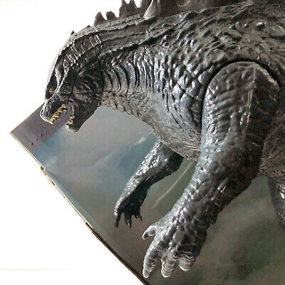 "Godzilla 12"" x 20"" Figure 2019 Movie King of The Monsters NEW (Jakks Pacific)"