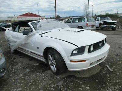 Windshield Wiper Motor And Linkage Fits 05-07 MUSTANG 4274050