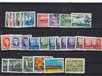 middle east stamps Ref 10281