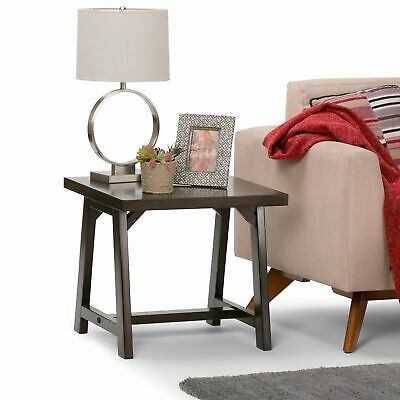 Miraculous Wyndenhall Halifax End Side Table 139 99 Picclick Camellatalisay Diy Chair Ideas Camellatalisaycom
