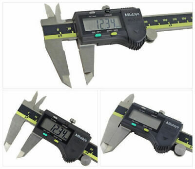 "Mitutoyo Digimatic Vernier Caliper 500-196-20/30 200mm/8"" Absolute Digital New"