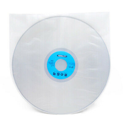 Anti-static Mil Plastic Vinyl Record Inner Sleeves For 12''Vinyl Record 50 Clear