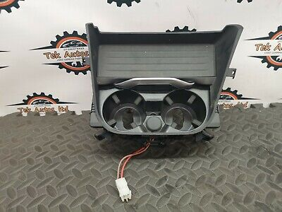 2016 Bmw X3 F25 9301722 Centre Console Cup Holder Reader