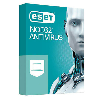 ESET NOD32 Antivirus 3 PC 3 Anni Licenza Digitale - Global Key - Fatturabile