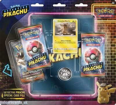 Pokemon TCG: Detective Pikachu Special Case File :: Brand New And Sealed!