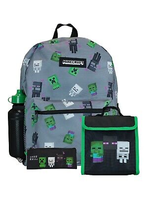 Minecraft Backpack | Kids Minecraft Rucksack | Minecraft Bag