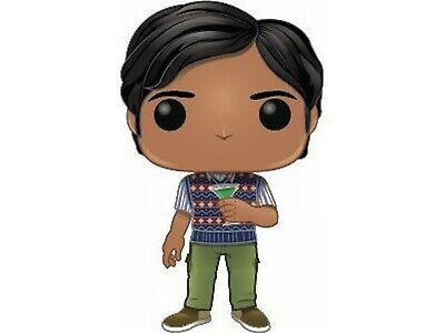 Figurine - Pop! TV - The Big Bang Theory - Raj - Vinyl - Funko