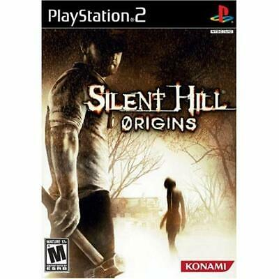 Silent Hill Origins For PlayStation 2 PS2 2E