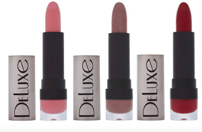 Collection Deluxe Lipsticks Red,Pink,Natural Choose Your Shade * Brand New *