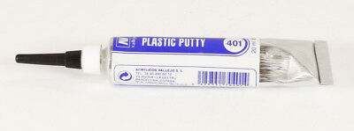 Vallejo 401 Plastic Putty 20ml Tube Water Soluble Acrylic for Model Kits