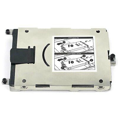Nuevo Disco Duro Caddy para hp Elitebook 8460P 8760W 8770W 8470W 8560W 8570W