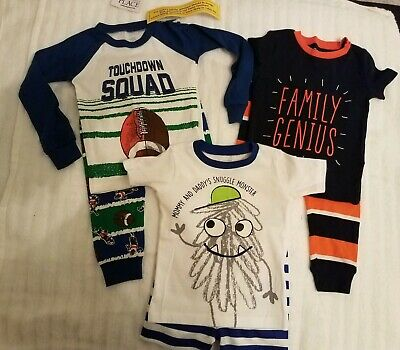 Baby boy clothes pajamas lot 12-18 months