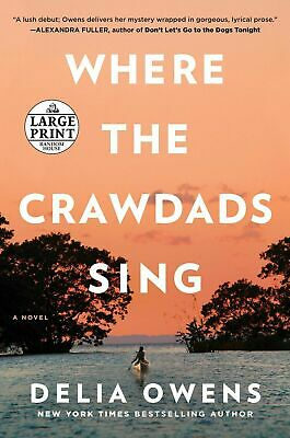 Where the Crawdads Sing By Della Owens [ PDF ]