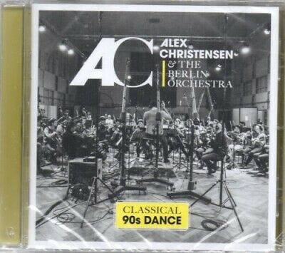 Alex Christensen & the Berlin Orchestra - Classical 90s Dance - CD - Neu / OVP