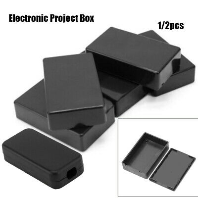 Electronic Project Enclosure Box Waterproof Cover Project DIY Instrument Case