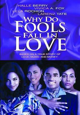Why Do Fools Fall in Love DVD (1998) - Halle Beere, Vivica a. Fox, Lela Rochon