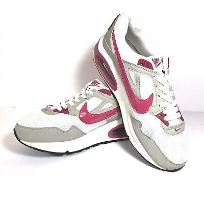1d62ad4678 NIKE Air Max Skyline Running Shoes Womens 8 M Gray Pink White 343904-161