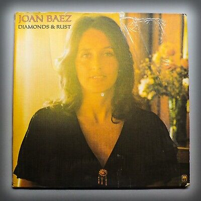 JOAN BAEZ Diamonds & Rust FROM 75-ONE OF HER FINEST MONENTS AS SINGER/SONGWRITER