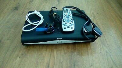 SKY HD Box DRX890 -R WITH CONTROLLER+hdmi+power Cable +scart cable