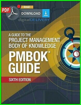 PMI PMBOK Guide 6th Edition 2018 + Agile Practice Guide