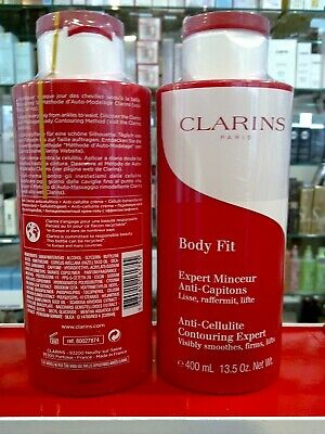 CLARINS BODY FIT ANTI-CELLULITE COUNTURING EXPERT EXPERT MINCEUR  400 ml