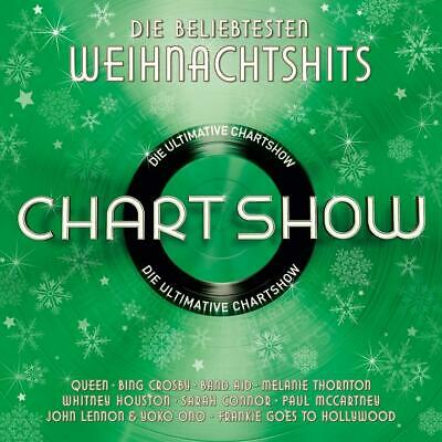 Die ultimative Chartshow - Weihnachtshits Audio-CD 2 Audio-CDs 2018
