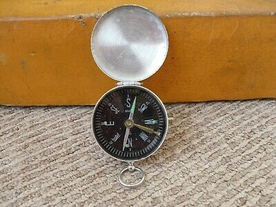 Vintage Mid 20Th Century Tc Made In Japan Hand Compass