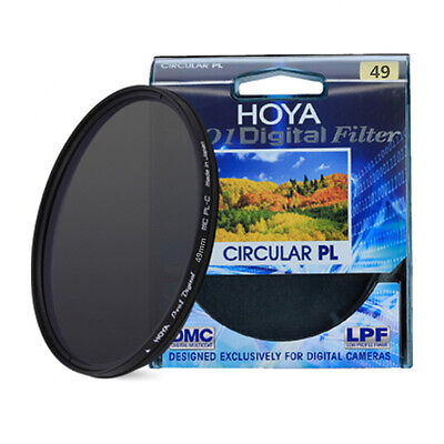 HOYA 49mm Pro1 Digital CPL Polarizer Camera CIRCULAR  Lens Filter for SLR Camera