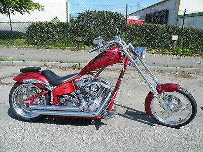 Big Dog American Ironhorse Texas Chopper Custom keine Harley Davidson