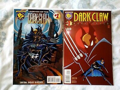 Legends of Dark Claw, Dark Claw Adventures, Amalgam Batman Wolverine combined