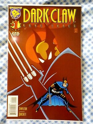 Dark Claw Adventures (1997) Amalgam Batman Wolverine combined [9.4]