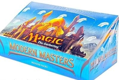 ***Modern Masters 2013 Booster Box*** Sealed English Magic the Gathering Cards
