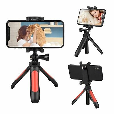 Extendable Handheld Desk Selfie Stick With Monopod Stand Tripod for Cell Phone