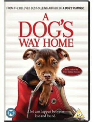 A Dog's Way Home (Jonah Hauer-King Ashley Judd Edward James Olmos) Dogs DVD