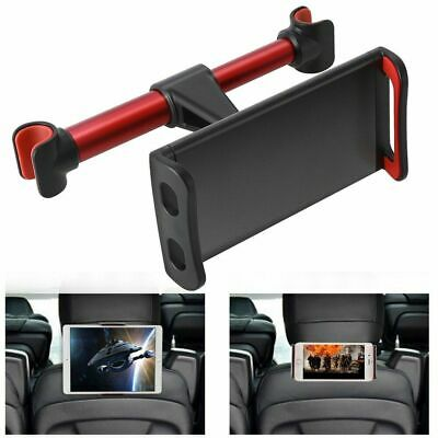 Universal In Car Back Seat Headrest Holder Mount Cradle For Ipad Tablet Samsung