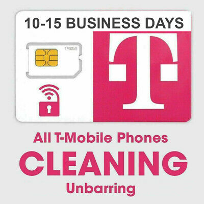 T-Mobile IMEI Clean & Fix Service iPhone X | Xr | Xs | Xsm & Android | Lost/Stol