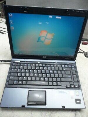 HP 6510b CENTRINO T8100 2.1GHz 2Gb RAM DVD/RW/R-CDRW WI-FI 160Gb HDD WIN7
